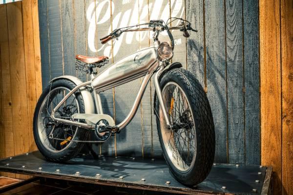 Velo electrique vintage the cykle e-cykler