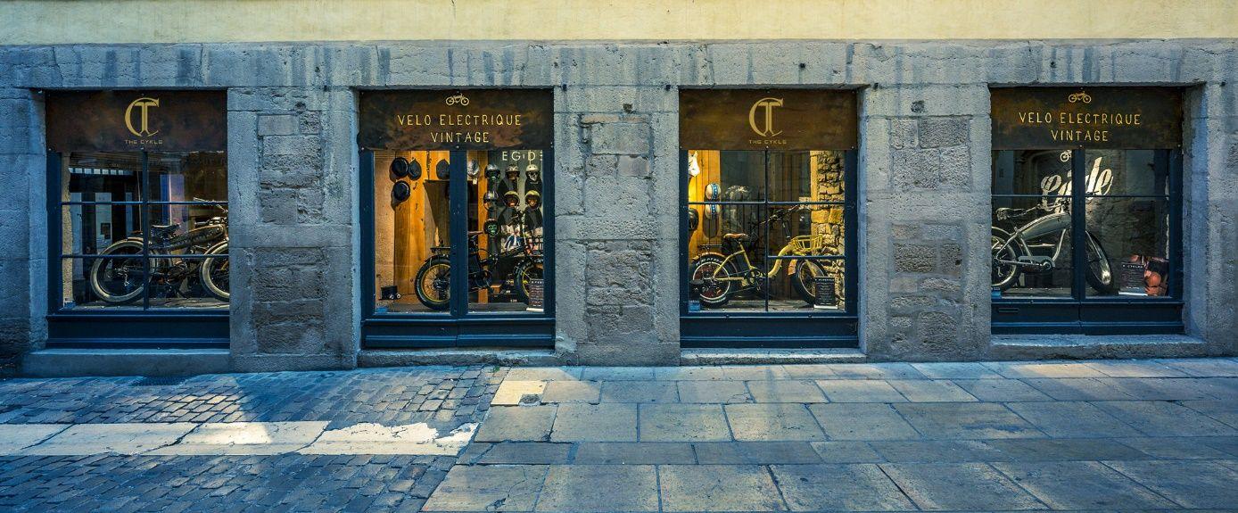 magasin de velo electrique lyon the cykle velo a assistance electrique vintage et pliant